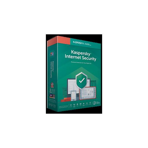 Kaspersky INTERNET SECURITY 2 Kullanıcı , 1 YIL