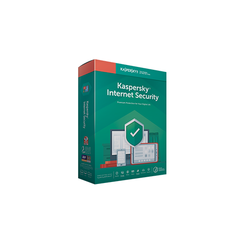 Kaspersky INTERNET SECURITY 4 Kullanıcı 1 Yıl