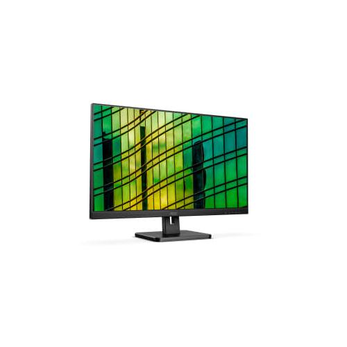 "AOC 27E2QAE 27"" IPS, 4ms, 75Hz, Full HD Monitör, Analog, HDMI, DP, Entegre Hoparlörler"