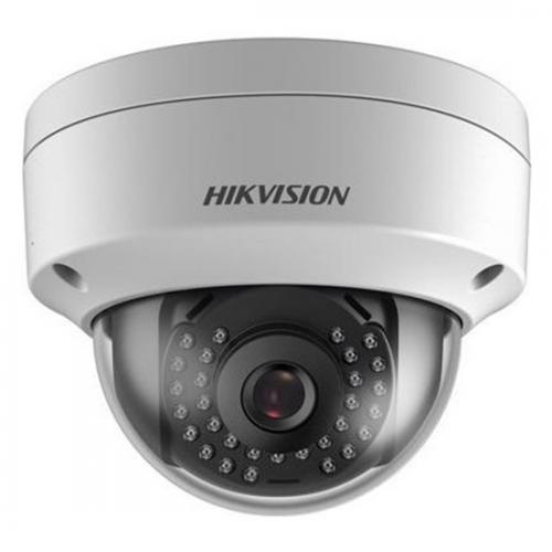 HIKVISION DS-2CD1123G0F-I 2Mpix, 2,8mm Lens, H265+, 30Mt Gece Görüşü, SD Kart, PoE, Dome IP Kamera