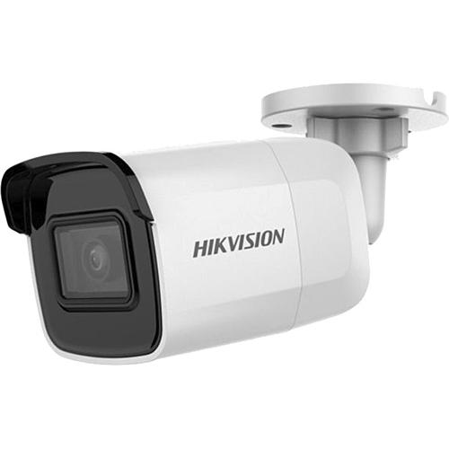 HIKVISION DS-2CD2021G1-I 2MP 4mm Lens, H265+ 30Mt Gece Görüşü, SD Kart, PoE, Bullet IP Kamera