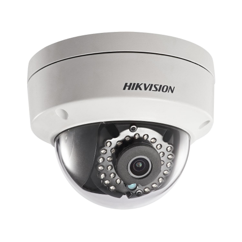HIKVISION DS-2CD2121G0-IS 2Mpix, 2,8mm Lens, H265+, 20Mt Gece Görüşü, SD Kart, PoE, Ses Girişli, Mini Dome IP Kamera