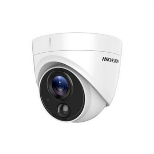HIKVISION DS-2CE71D8T-PIRL 2Mpix 20Mt Gece Görüşü, 2,8mm Lens, Ultra Low-Light, PIR, Dome Kamera