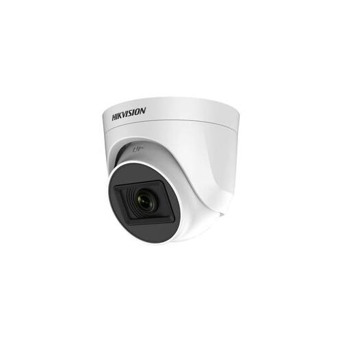 HIKVISION DS-2CE76H0T-ITPF 5Mpix, 20Mt Gece Görüşü, 2,8mm Lens, Plastik Mini Dome Kamera