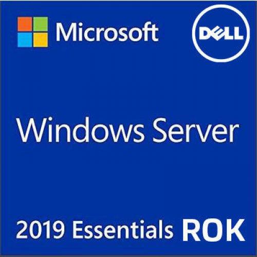 DELL ROK Windows Server 2019 Essentials 634-BSFZ