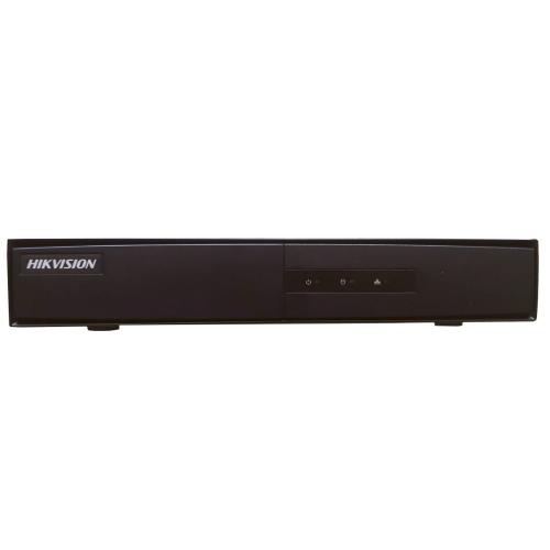 HIKVISION DS-7104NI-Q1/4P/M 4Mpix, H265+, 4Kanal Video, 4PoE, 1 HDD, UHD 1520P Kayıt, 40-60Mbps Bant Genişliği, NVR