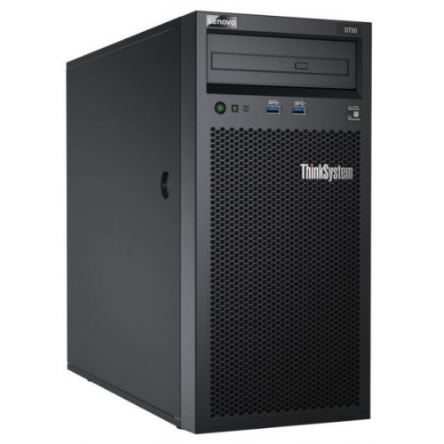 LENOVO 7Y48A02DEA ST50 Intel Xeon E-2126G 16Gb Ram, 2x2Tb HDD, 250W Power, Windows Essentials 2019, TOWER SERVER