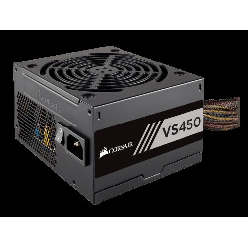 CORSAIR CP-9020170 VS450 BuilderSeries 450W 80+PSU