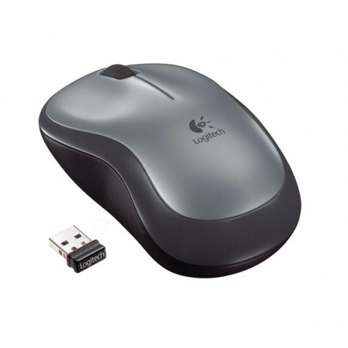 LOGITECH M185 Kablosuz Mouse Siyah(910-002235)