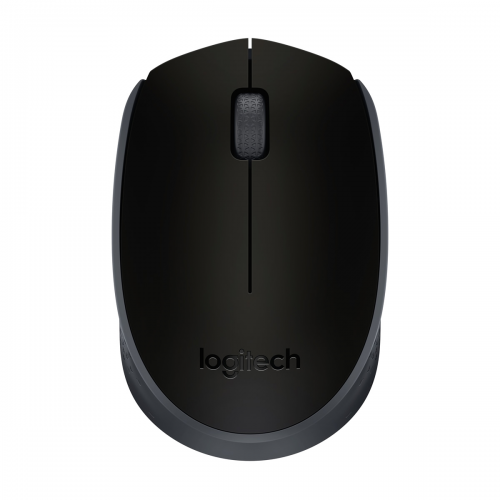 LOGITECH M170 Kablosuz Mouse Siyah(910-004642)