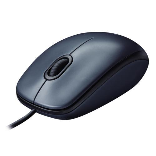 LOGITECH M100 MOUSE USB Siyah (910-005003)