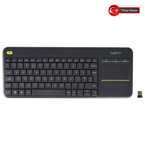 LOGITECH K400+ Kablosuz Q Klavye S (920-007149)