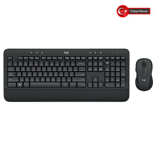 LOGITECH MK540 Klavye+ Mouse Kablosuz (920-008687)