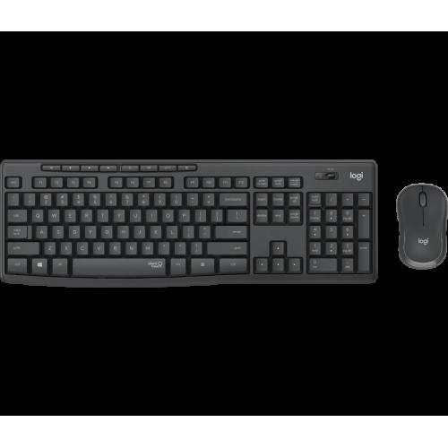 LOGITECH MK295 Klavye+Mouse Kablosuz (920-009804)