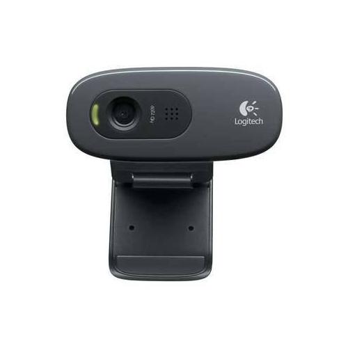 LOGITECH C270 3Mpix HD Dahili Microfon USB WEBCam