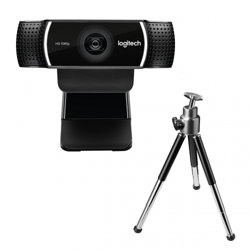 LOGITECH C922 15Mp Full HD PRO WEBCam (960-001088)
