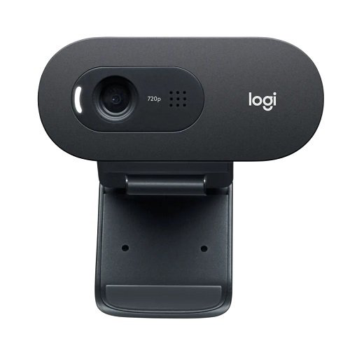 LOGITECH C505 HD720p Dahili Microfon USB WEBCAM (960-001364)