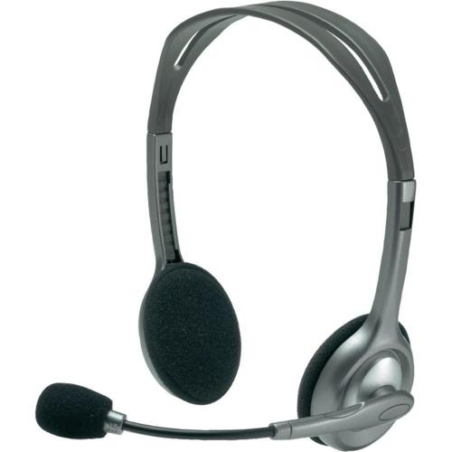 LOGITECH H110 Kulaklık+Microfon 981-000271
