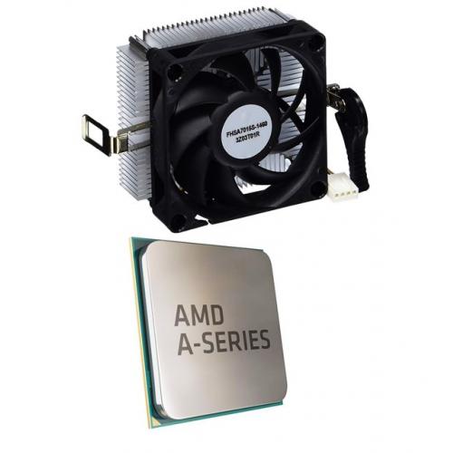 AMD A8-9600 4Core 3,1-3,4GHz 65W AM4 ATi Radeon7 TRAY+FAN MPK (Kutusuz)