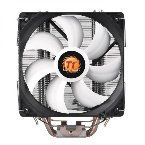 Thermaltake CL-P039-AL12BL-A Contact Silent 12cm Fanlı CPU Soğutucusu (AMD ve INTEL Tüm işlemciler ile uyumlu)