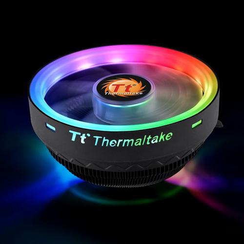 Thermaltake CL-P064-AL12SW-A UX100 12cm RGB Fanlı CPU Soğutucusu (AMD ve INTEL Tüm işlemciler ile uyumlu)