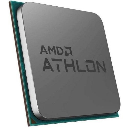 AMD ATHLON 3000G 2 Core, 3,50GHz Radeon VEGA3 FAN YOK AM4 TRAY (Kutusuz)