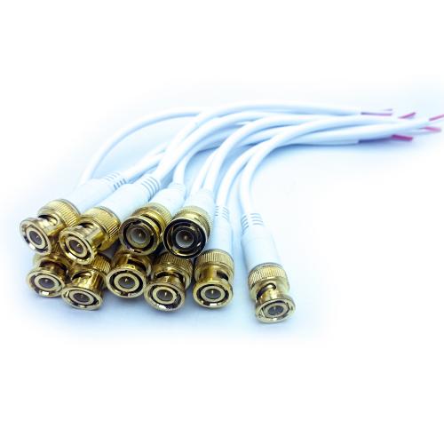 PowerGate BNC-10 Kablolu BNC Konnektör 10lu Paket