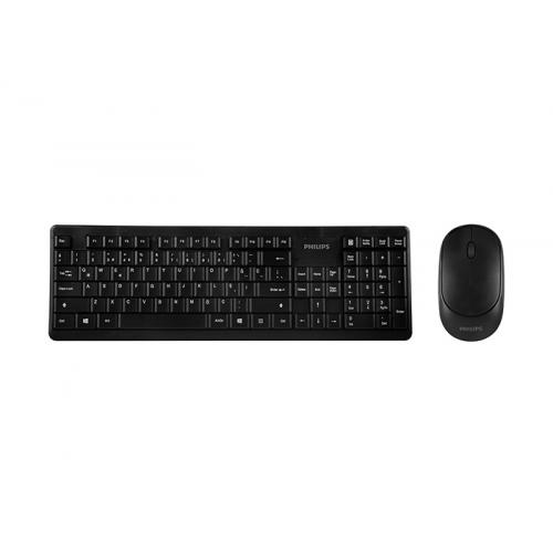 PHILIPS SPT6314/62 C314 Kablosuz Türkçe Q Klavye+Mouse