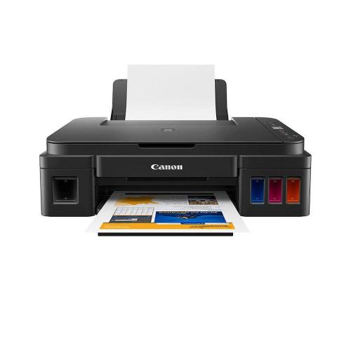 CANON G2415 Renkli Mürekkep Tanklı Yazıcı, Tarayıcı, Fotokopi +1 Şişe Orijinal Siyah Mürekkep Hediye