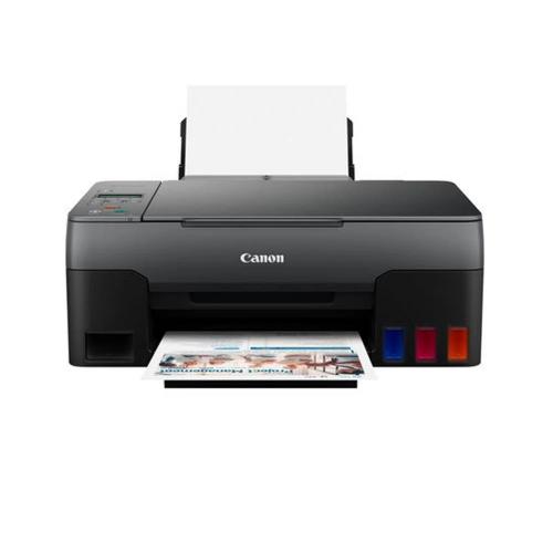CANON G2460 Renkli Mürekkep Tanklı Yazıcı, Tarayıcı, Fotokopi +1 Şişe Orijinal Siyah Mürekkep Hediye