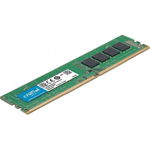 CRUCIAL CB4GU2400 4Gb 2400Mhz DDR4 Desktop RAM (BASICS Series By Micron)
