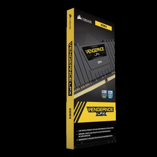 CORSAIR 16Gb DDR4 3000Mhz Ram CMK16GX4M1D3000C16 VENGEANCE LPX Gaming RAM