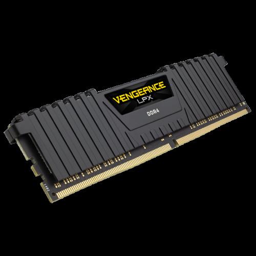CORSAIR 8Gb DDR4 2666Mhz Ram CMK8GX4M1A2666C16 VENGEANCE LPX Desktop RAM