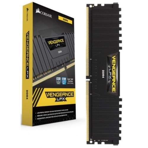 CORSAIR 8Gb DDR4 3000Mhz Ram CMK8GX4M1D3000C16 VENGEANCE LPX Gaming RAM