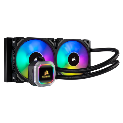 CORSAIR H100i PLATINIUM RGB Sıvı Soğutma CW-9060039-WW
