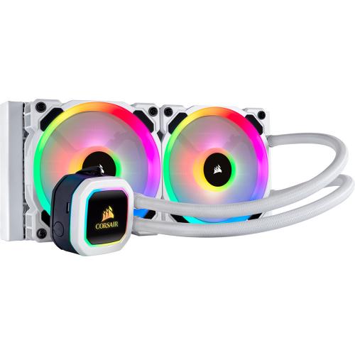 CORSAIR H100i PLATINIUM SE CW-9060042-WW RGB 240mm Sıvı Soğutma