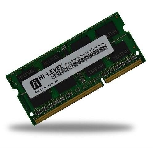 HI-LEVEL HLV-SOPC19200D4/8G 8Gb 2400Mhz DDR4 Sodimm Notebook RAM, 1,2V