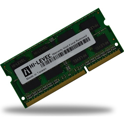 HI-LEVEL HLV-SOPC21300D4/16G 16Gb 2666Mhz DDR4 Sodimm Notebook RAM, 1,2V