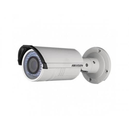 HIKVISION DS-2CD1623G1-IZS 2Mpix, 2,8-8mm Motorized Lens, H265+,20Mt Gece Görüşü, SD Kart, PoE, Bullet IP Kamera