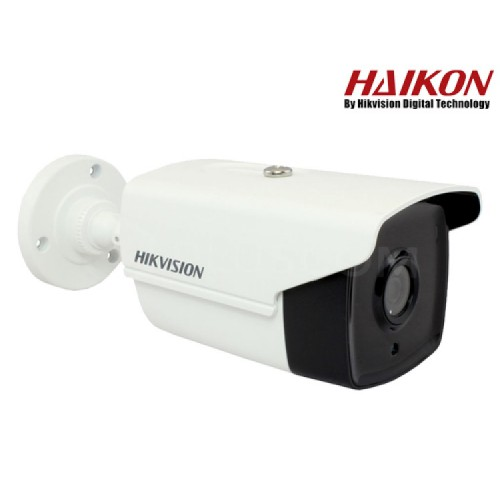 HIKVISION DS-2CE16D0T-IT3F 2Mpix 40Mt Gece Görüşü, 3,6mm Lens, Dış Mekan Büyük Kamera