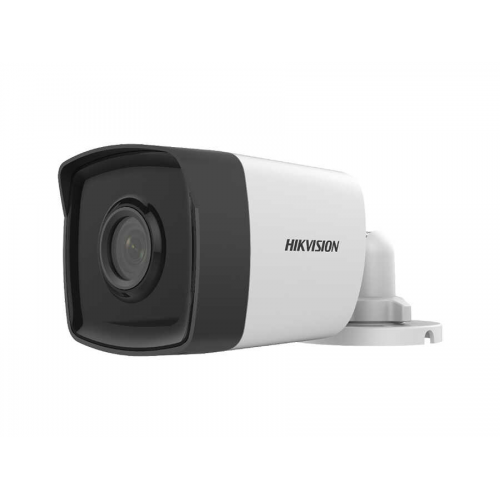 HIKVISION DS-2CE17D0T-IT3F 2Mpix 40Mt Gece Görüşü, 3,6mm Lens, Dış Mekan Büyük Kamera