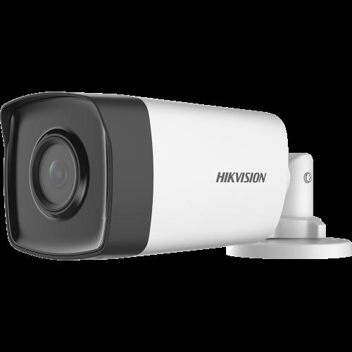 HIKVISION DS-2CE17D0T-IT5F 2Mpix 80Mt Gece Görüşü, 3,6mm Lens, Dış Mekan Büyük Kamera