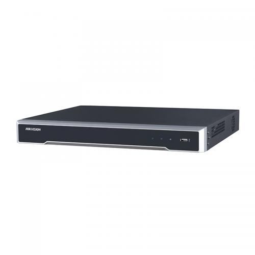 HIKVISION DS-7632NI-K2/UHK 8Mpix, H265+, 32Kanal Video, 2 HDD, UHD 4K 2160P Kayıt, 256Mbps Bant Genişliği, NVR