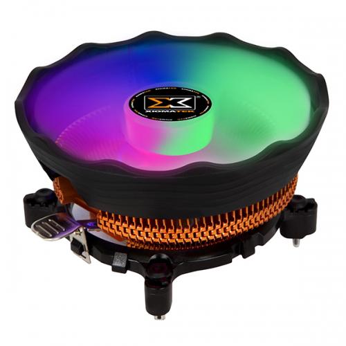 XIGMATEK EN42296 APACHE PLUS RGB CPU FAN (AMD ve INTEL Tüm işlemciler ile uyumlu)
