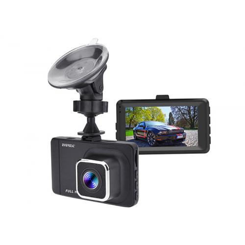 "EVEREST EVERCAR M21 12Mpix Foto, 1080P FullHD Video, 3,0"" IPS Ekran, G Sensör, Ses Kaydı Araç Kamerası"