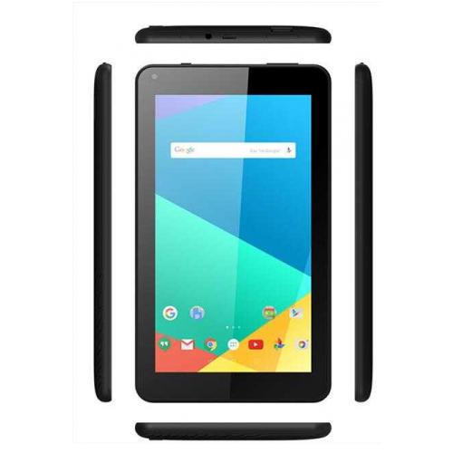 """EVEREST EW-2021 WINNER PRO 7"""", 16Gb Bellek, 2Gb Ram, Wifi, 0,3Mpix Ön 2Mpix Arka Kamera, Android Tablet PC, Siyah"""
