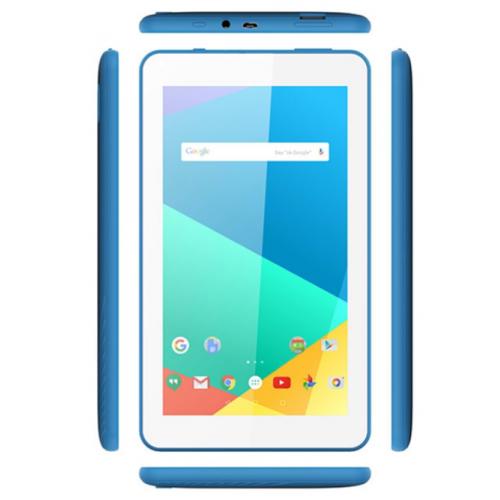 """EVEREST EW-2021 WINNER PRO 7"""", 16Gb Bellek, 2Gb Ram, Wifi, 0,3Mpix Ön 2Mpix Arka Kamera, Android Tablet PC, Mavi"""