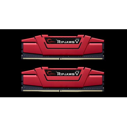 G.SKILL 16Gb (8Gbx2) DDR4 3000Mhz, F4-3000C16D-16GVRB, RIPJAWS (16-18-18-38) Gaming RAM