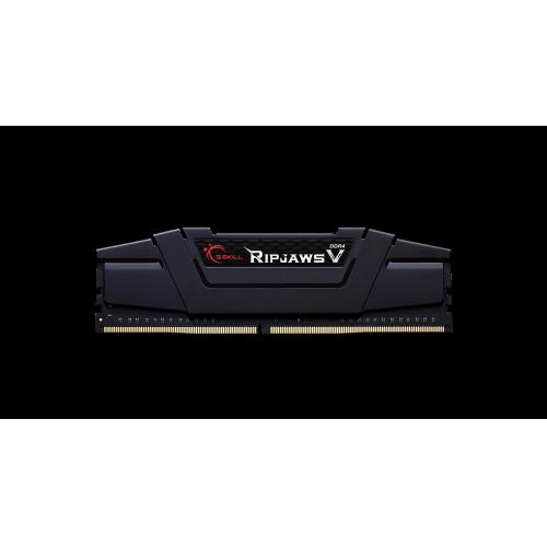 G.SKILL 16Gb DDR4 3200Mhz Ram F4-3200C16S-16GVK, RIPJAWS (16-18-18-38) Gaming RAM