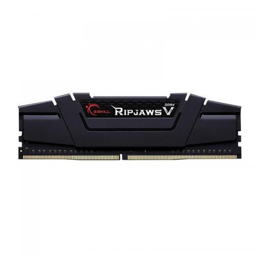 G.SKILL 8Gb DDR4 3600Mhz Ram F4-3600C18S-8GVK, RIPJAWS (18-22-22-42) Gaming RAM